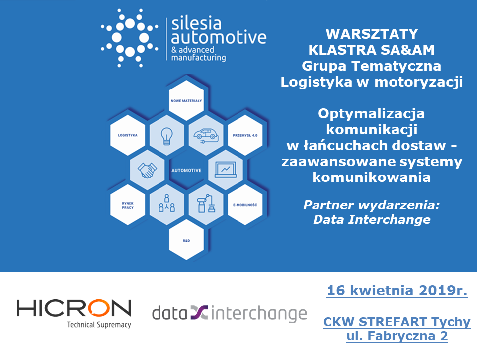 2019 04 16 Warsztaty z Data Interchange www